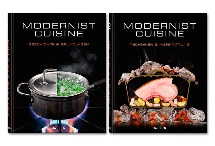 Modernist cuisine die revolution der kochkunst for Taschen cuisine