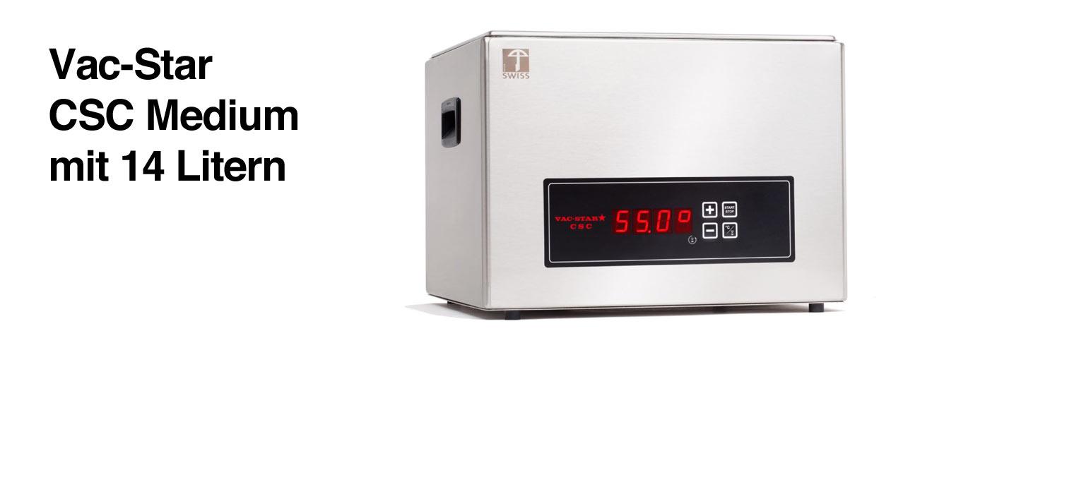 779,- € – Das CSC Medium von Vac-Star bietet ein Volumen von 14 Litern bei immer noch kompakten Abmessungen und zeichnet sich ebenfalls durch höchste Temperaturkonstanz, Wartungsfreiheit und einfache Bedienung […]